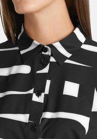 Marc Cain - Shirt dress - schwarz - 3