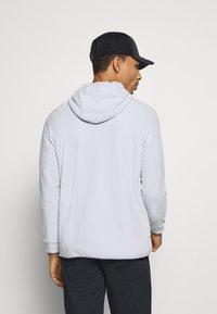Nike Golf - THERMA HOODIE - Mikina skapucí - sky grey - 2