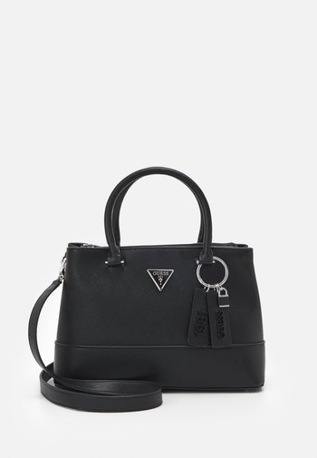 CORDELIA LUXURY SATCHEL - Handbag - black