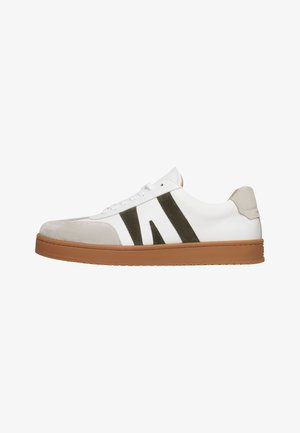 RETRO DRAFT BB - Sneakers laag - weiß/grün