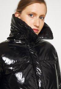 HUGO - FARY - Winter jacket - black - 7