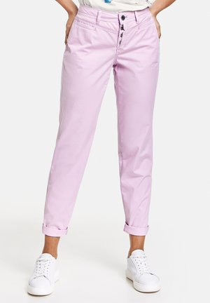 Trousers - lavender
