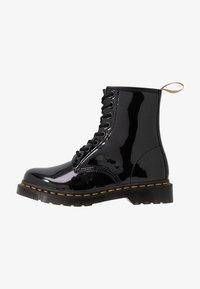 Dr. Martens - 1460 VEGAN 8 EYE BOOT - Veterboots - black/opaline - 1
