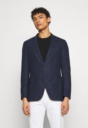 SLIM FIT BLEND - Blazer jacket - blue