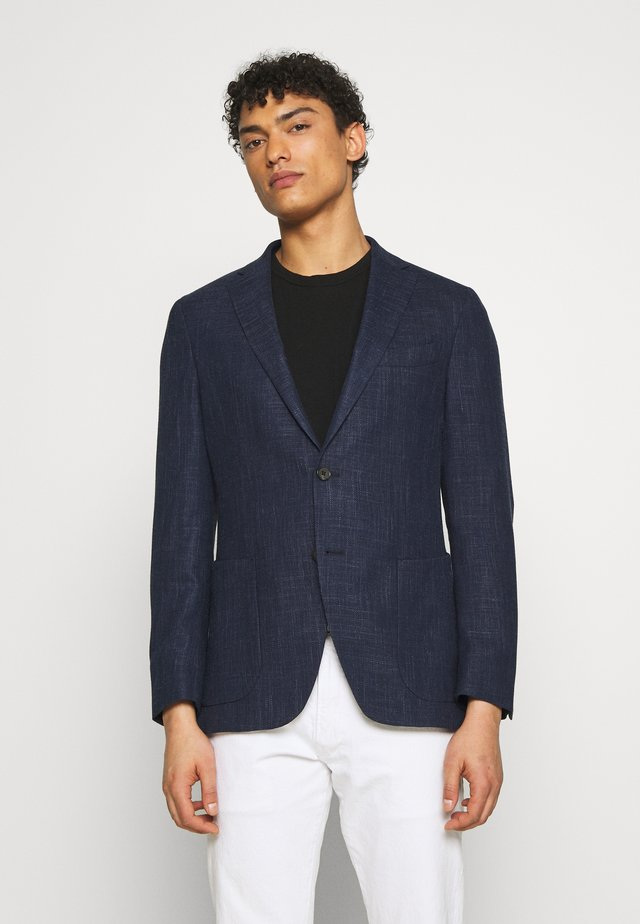 SLIM FIT BLEND - Blazer jacket - blue