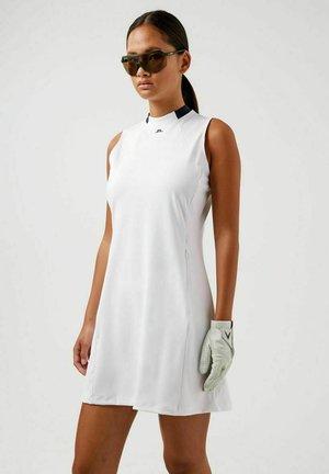 GOLF DRESS - Sports dress - white