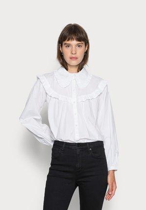 IVANKA SHIRT - Blouse - bright white
