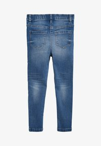 Next - LIGHT BLUE JEGGINGS (3-16YRS) - Džíny Slim Fit - mottled blue - 1