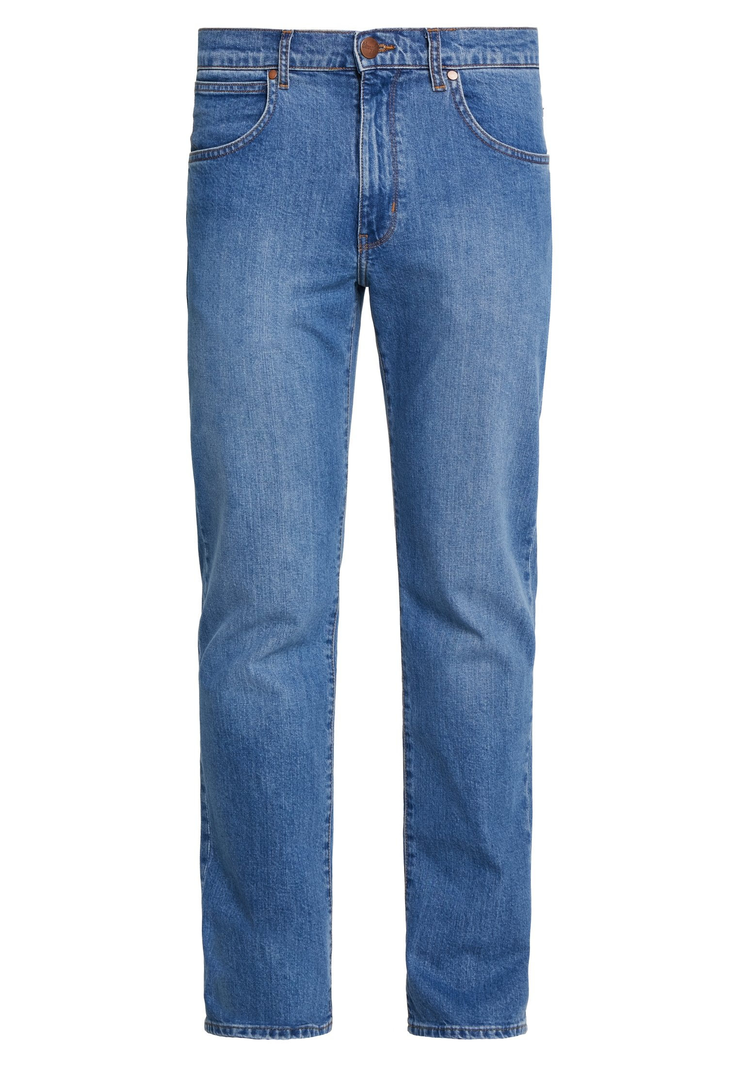Wrangler ARIZONA - Jean droit - fuse blue