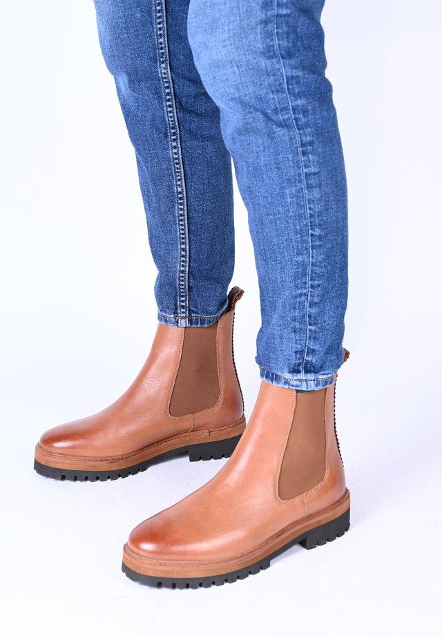 VANINA - Ankle boots - cognac