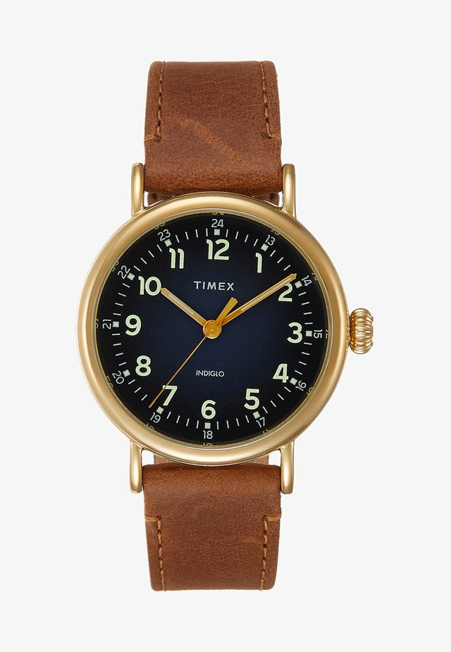 STANDARD™ 40 mm - Hodinky - brown/black