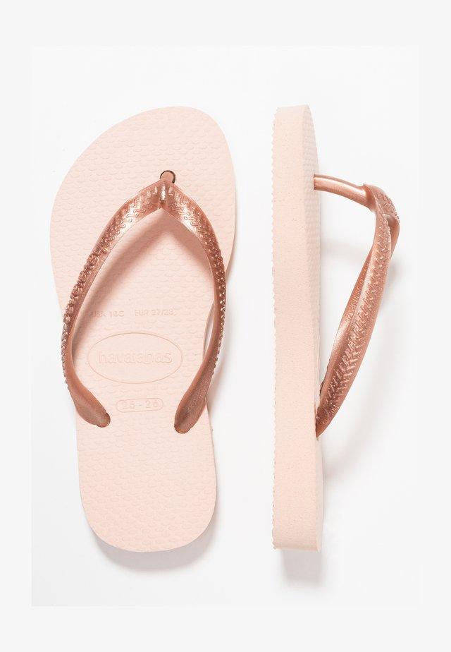 KIDS SLIM - Pool shoes - ballet rose