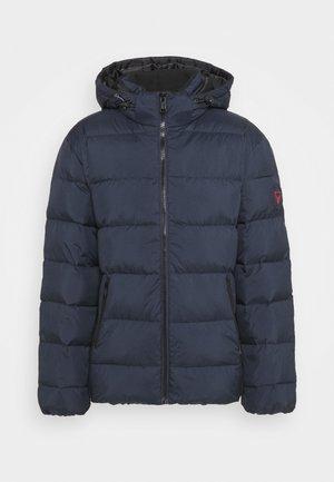 Down jacket - blue navy