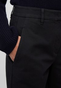 Marc O'Polo - KALNI  - Spodnie materiałowe - dark atlantic - 4