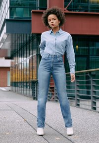 Levi's® - 70S HIGH STRAIGHT - Straight leg jeans - at the ready - 4