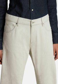 G-Star - ARC 3D BOYFRIEND - Relaxed fit jeans - ecru - 2