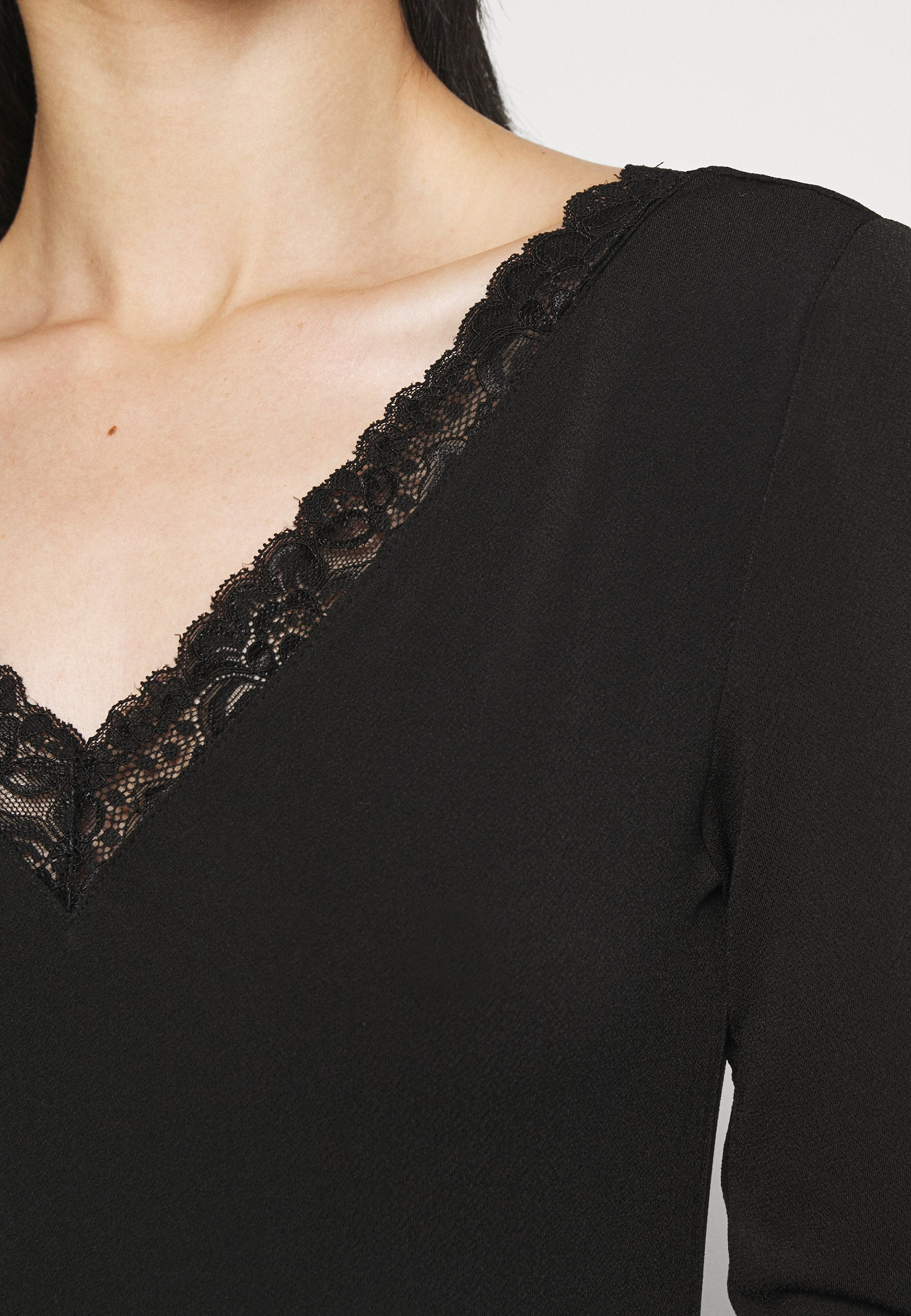 Women VIBORNEO V NECK - Long sleeved top