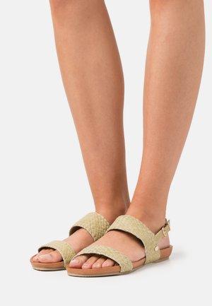 Sandaler - mint green