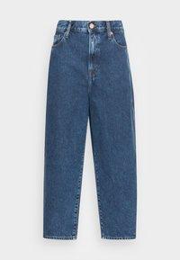 CALLIEHR BALLOON - Relaxed fit jeans - denim dark