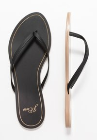 J.CREW - CAPRI  - T-bar sandals - black - 3