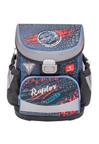 Belmil - SET - School bag - mottled black - 2
