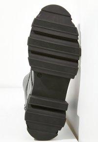 Inuovo - Platform boots - black blk - 5