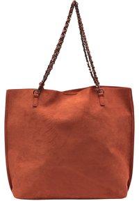 IZIA - Tote bag - rost - 1