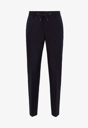 BARDON - Pantalon de costume - dark blue