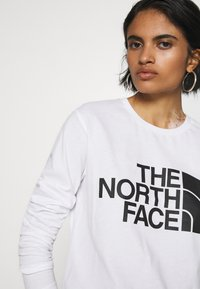 The North Face - Topper langermet - white - 3