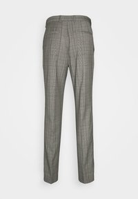Calvin Klein Tailored - PRINCE OF WALES SUIT - Suit - grey - 4