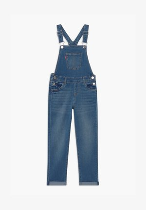 GIRLFRIEND OVERALL - Dungarees - blue denim