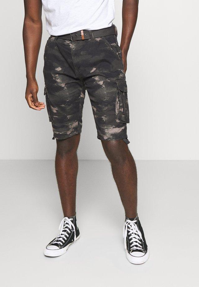 MONROE - Shorts - grey