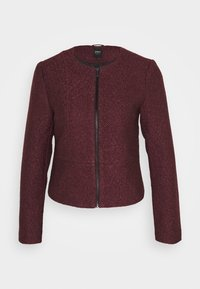 ONLY - ONLTIPPIE MAYA SHORT ZIP JACKET - Blazer - port royale/black - 5