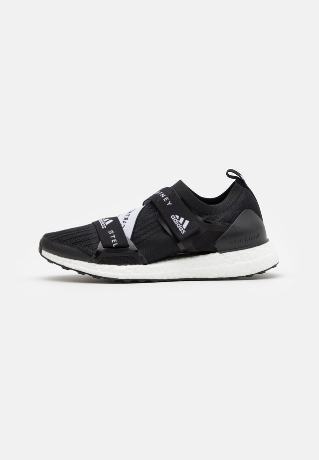 ASMC ULTRABOOST X - Juoksukenkä/neutraalit - core black/footwear white