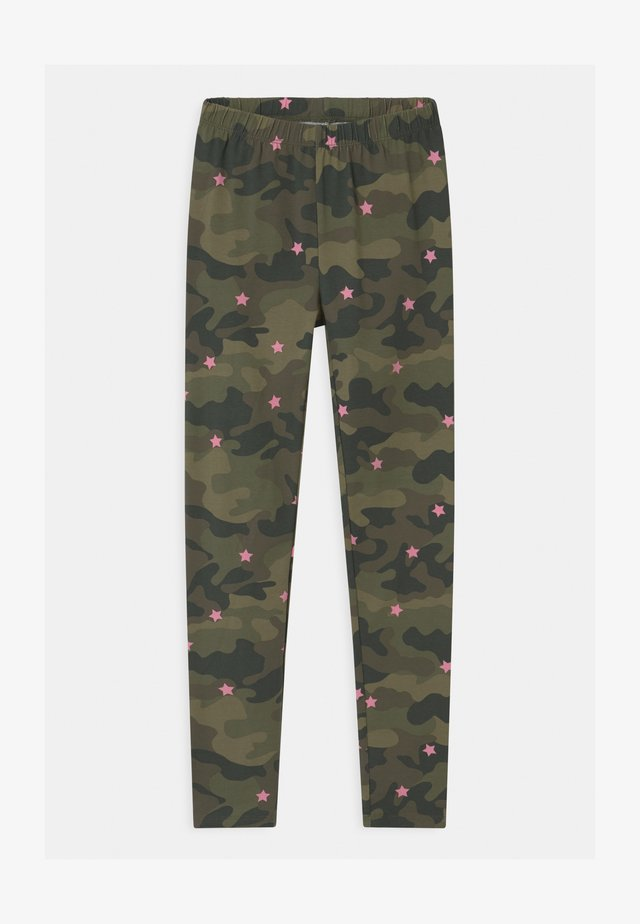 GIRL  - Leggings - Trousers - khaki
