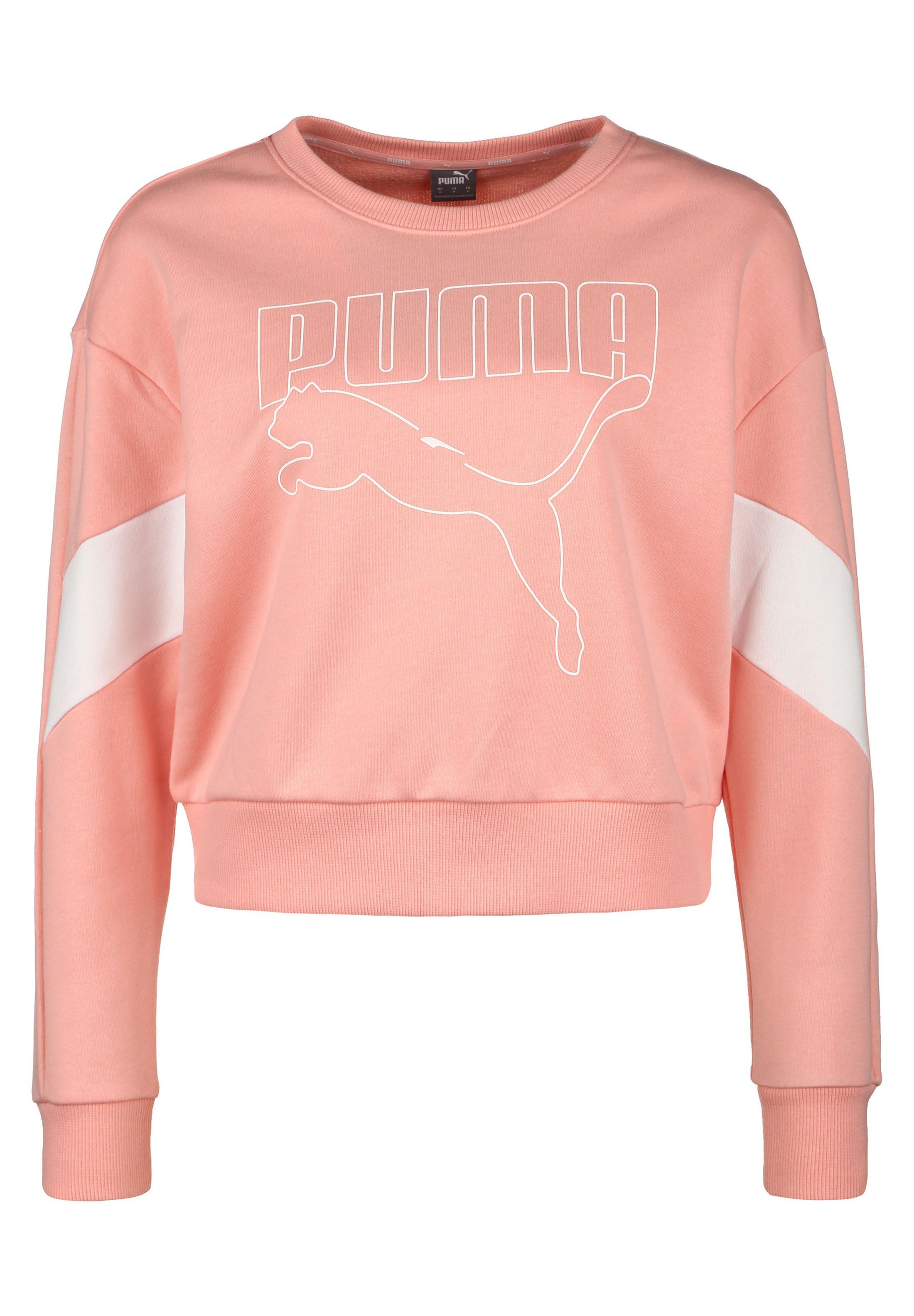 Femme REBEL CREW - Sweatshirt