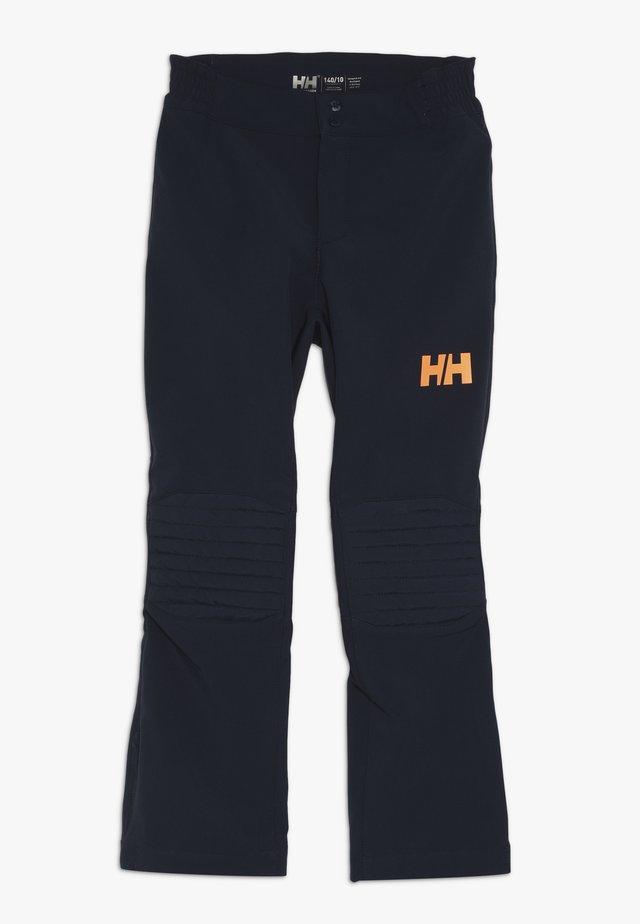 JEWEL PANTS - Snow pants - navy