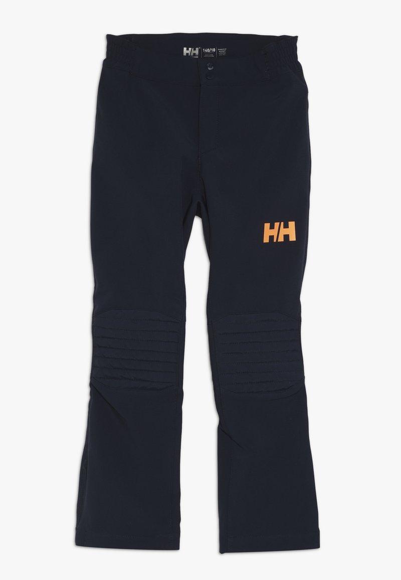 Helly Hansen - JEWEL PANTS - Spodnie narciarskie - navy