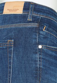 Marc O'Polo - ALBY STRAIGHT - Relaxed fit jeans - dark blue wash - 2