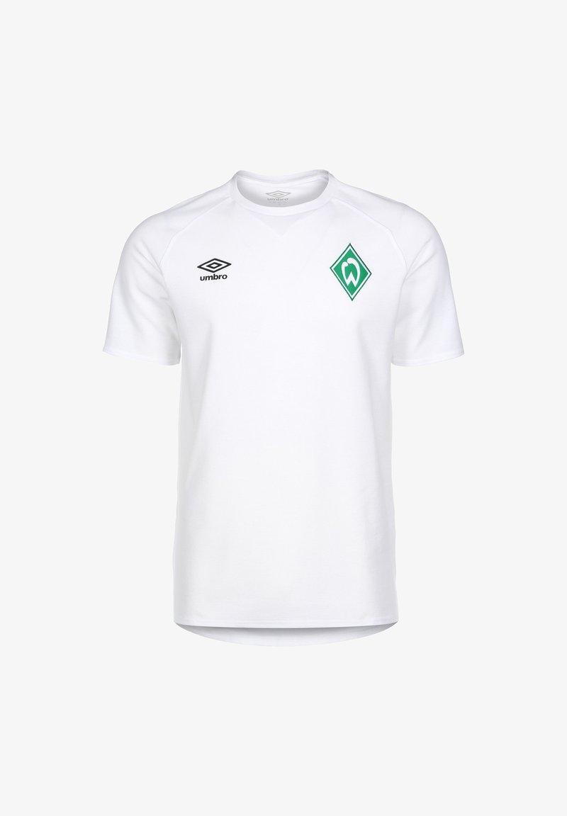 Umbro - Print T-shirt - brilliant white