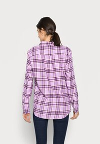 Gap Tall - EVERYDAY  - Button-down blouse - purple - 2