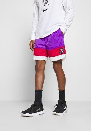 NBA TORONTO RAPTORS SHORT - Sports shorts - purple