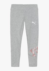 Puma - ALPHA  - Legging - light gray heather - 0