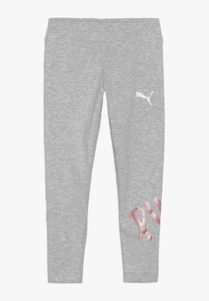 Puma - ALPHA  - Legging - light gray heather