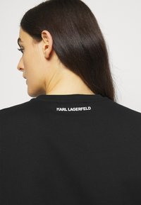 KARL LAGERFELD - IKONIK MINI - Sweatshirt - black - 3