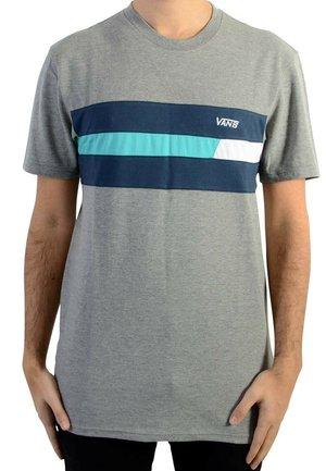 NINETY THREE CEMENT - T-shirt imprimé - gris