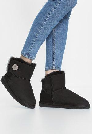 DENMAN MINI - Classic ankle boots - black