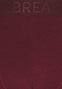 Icebreaker - ANATOMICA COOL LITE BOXERS - Panties - redwood - 2
