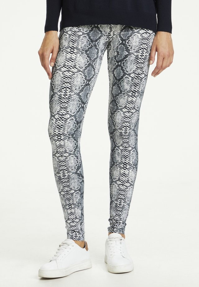 PAVIEKB  - Legging - dark gull gray