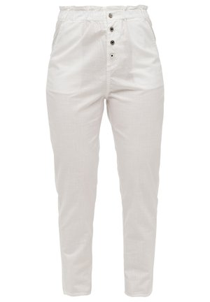 LANG - Trousers - white